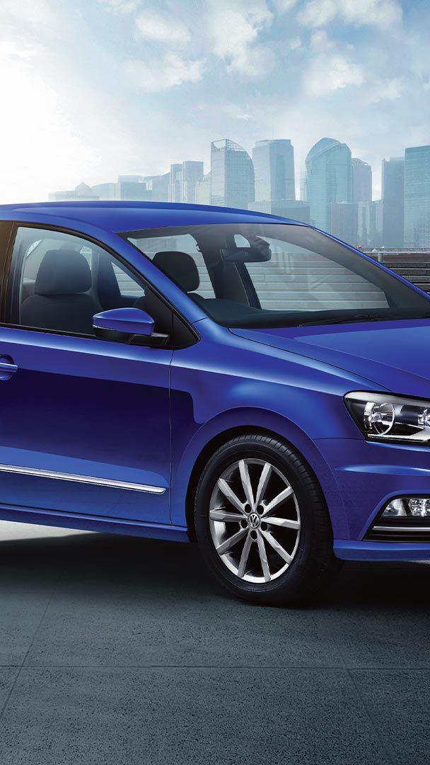 Volkswagen Ameo Exterior