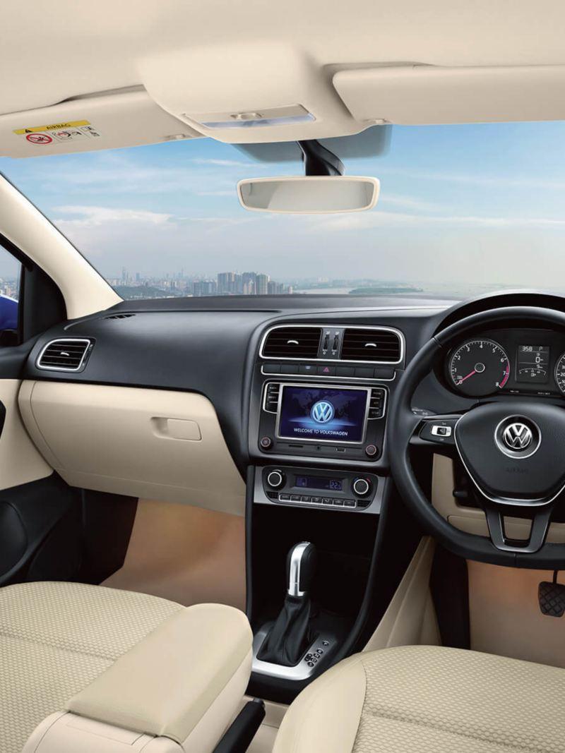 Volkswagen Ameo Interior 2