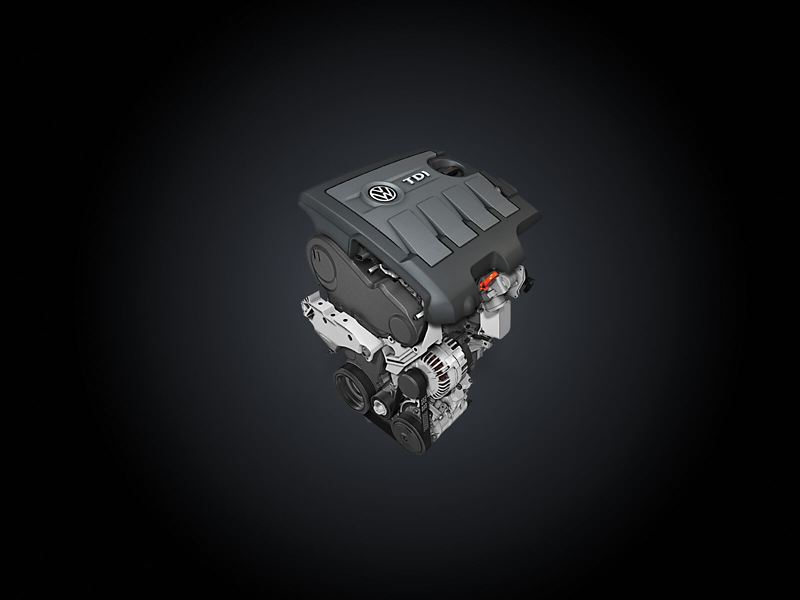 Vento Engine TDI