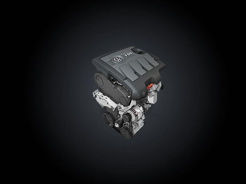 Volkswagen Ameo TDI Engine