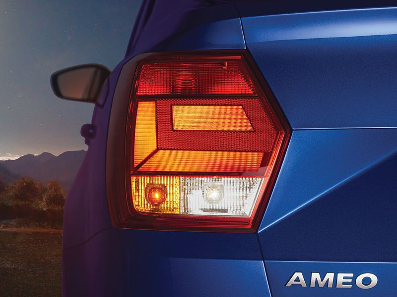 Volkswagen Ameo Tail Light