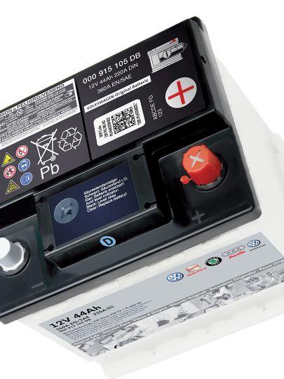 Volkswagen Battery Check