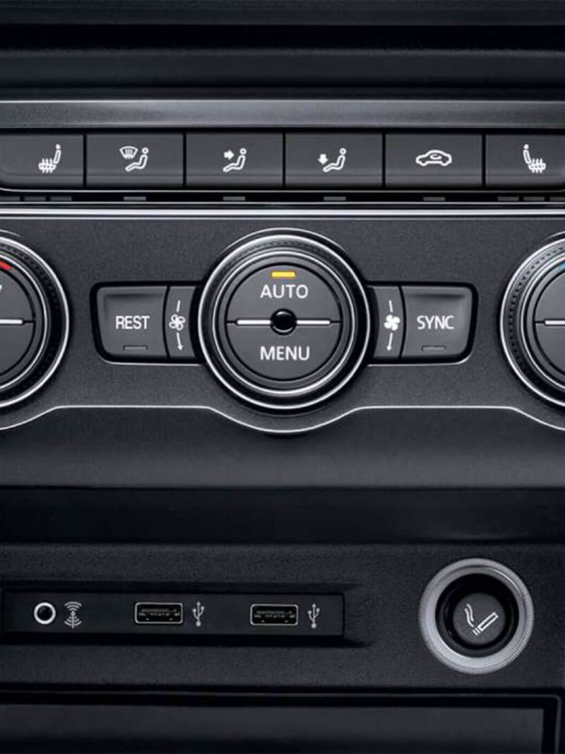 Volkswagen Comfort Climatronic Air Conditioning