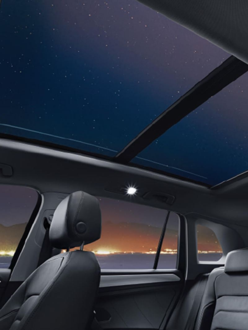 Volkswagen Comfort Electric Sunroof