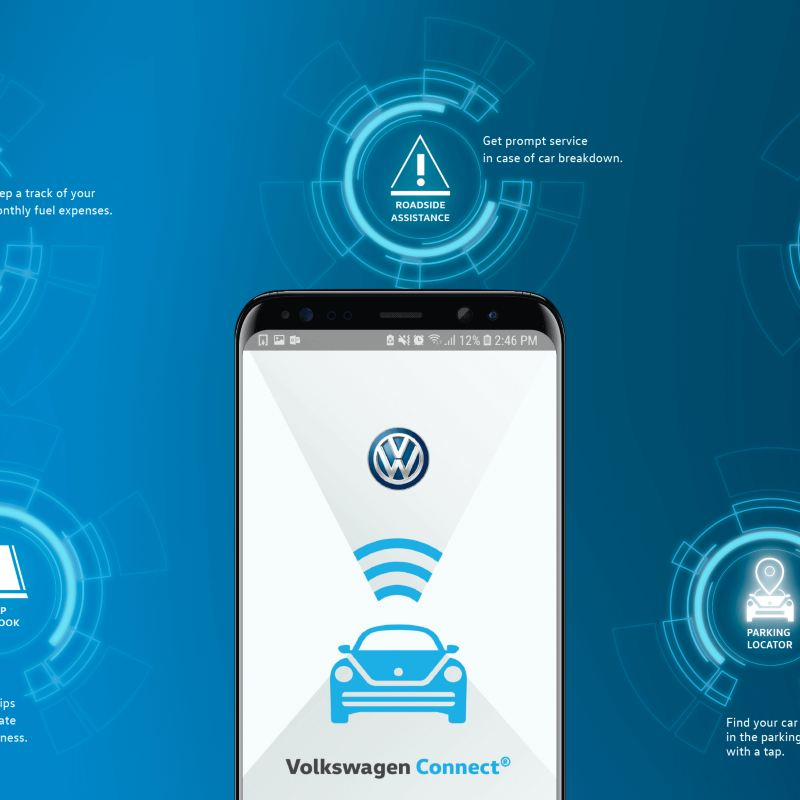 Volkswagen Connect App