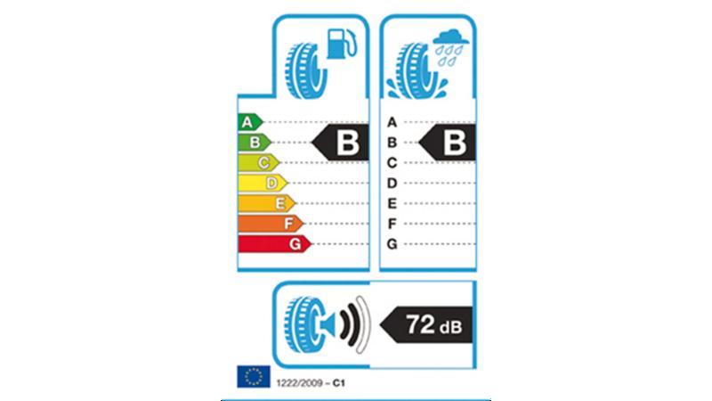 eu-merking av dekk volkswagen energimerking