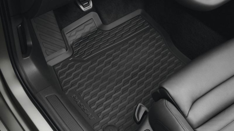 Volkswagen Genuine All-weather Floor Mat
