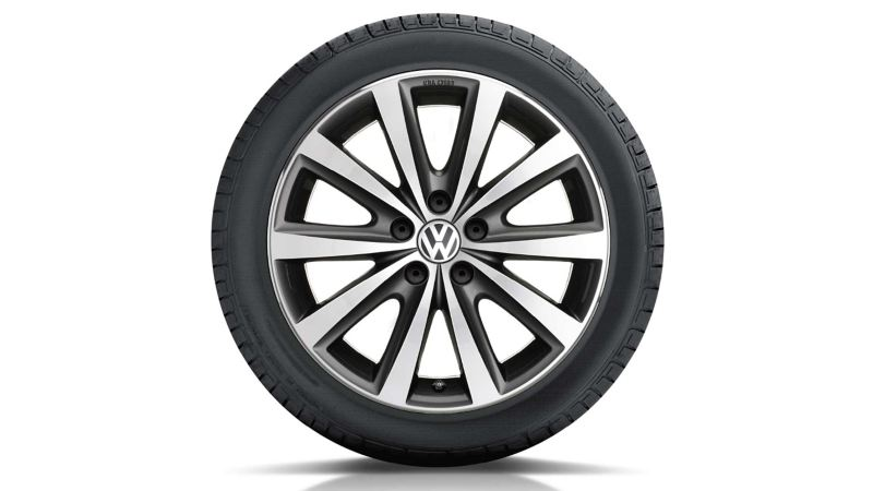 Volkswagen Genuine Alloy Wheels