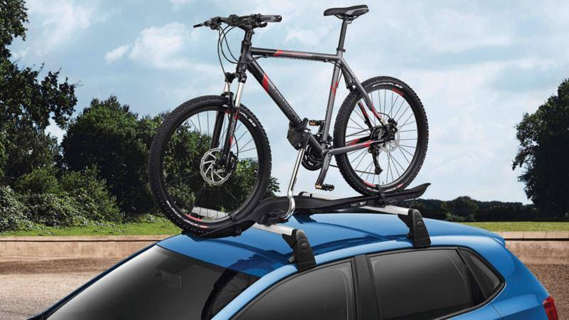 Volkswagen Genuine Bicycle Holder