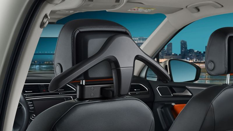 Tiguan Accessories Travel and Comfort