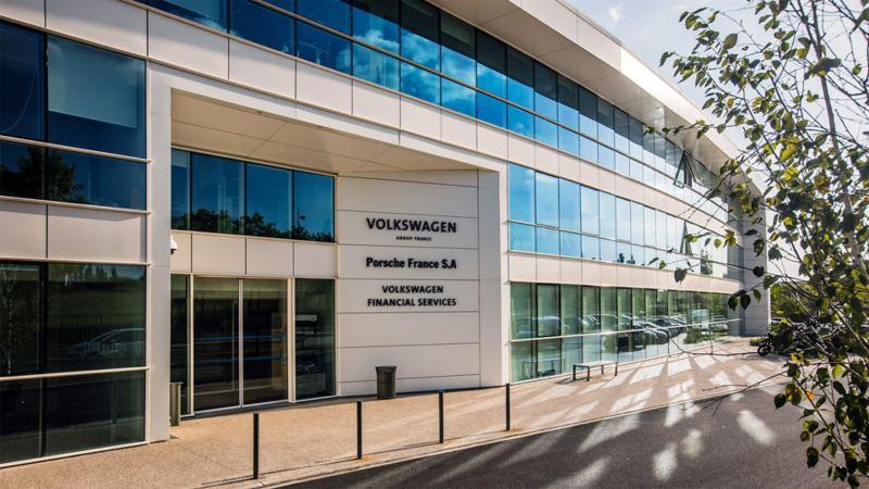 Volkswagen Standort Frankreich