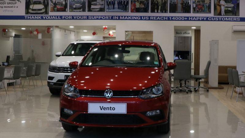 Volkswagen India Mehdipatnam 4