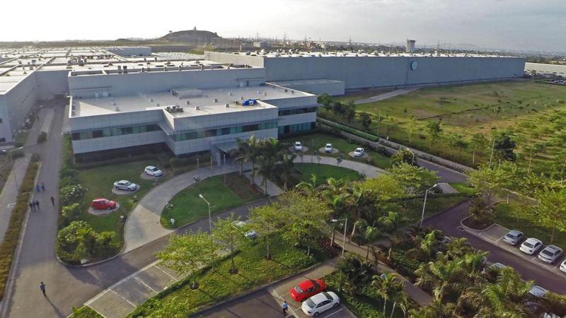Volkswagen India Pune Chakan Plant