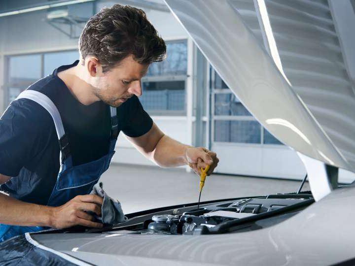 Volkswagen Inspection