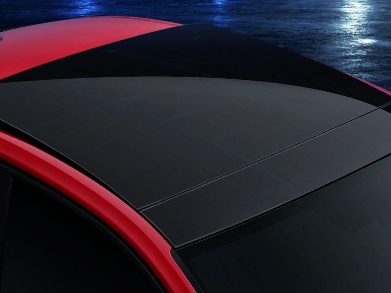 Techo corredizo panorámico del Jetta GLI 2020 de Volkswagen