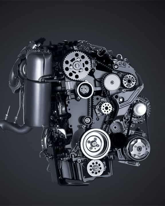 Volkswagen TSI Engine
