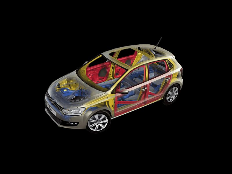Volkswagen Polo Chassis Design