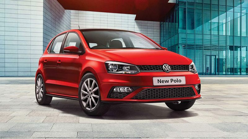Volkswagen Polo Front View 1