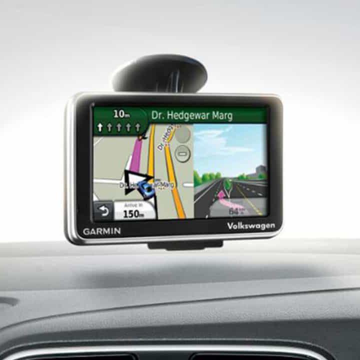 Volkswagen Polo Navigation System