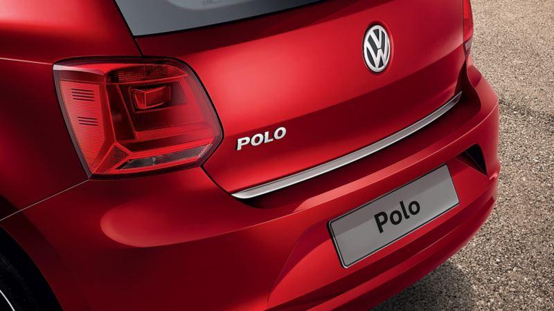 Volkswagen Polo Rear View 1