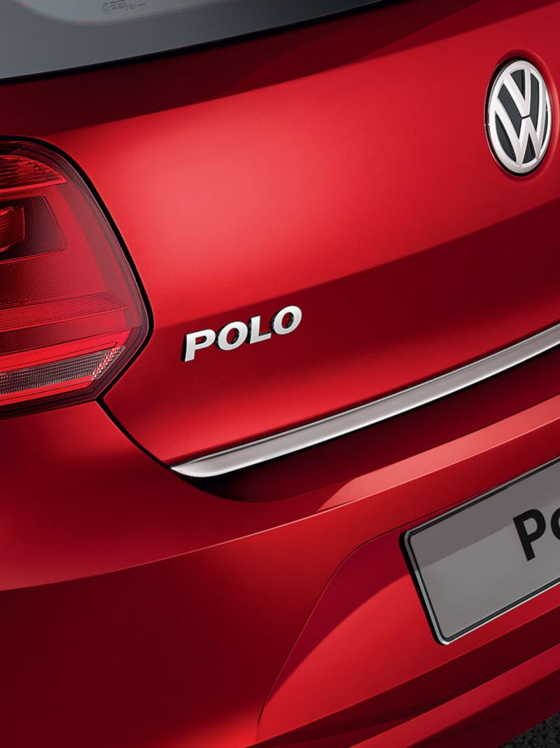 Volkswagen Polo Rear View 1