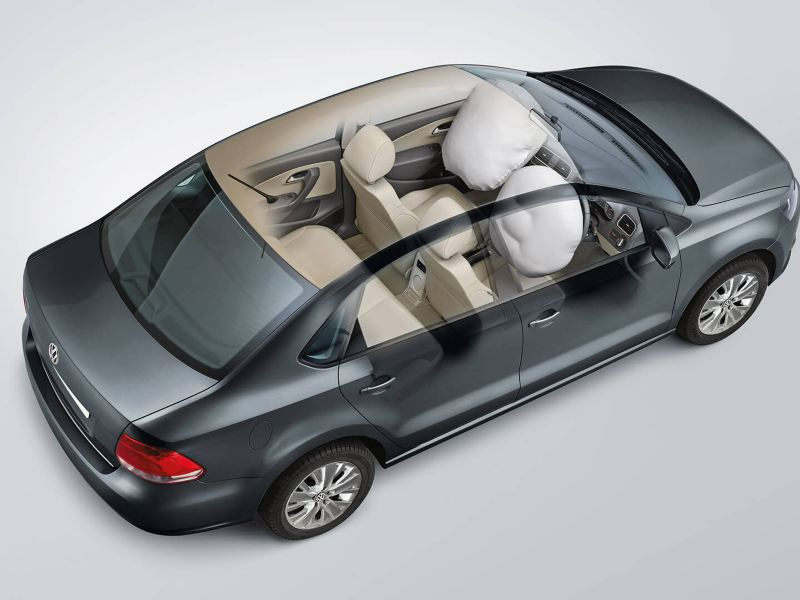 Volkswagen Safety Airbags