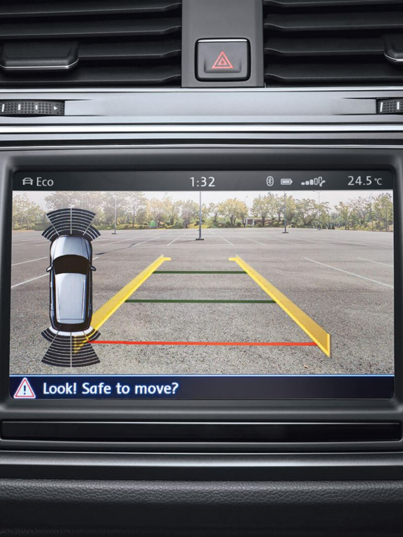 Volkswagen Safety Front and Rear Parking Sensors