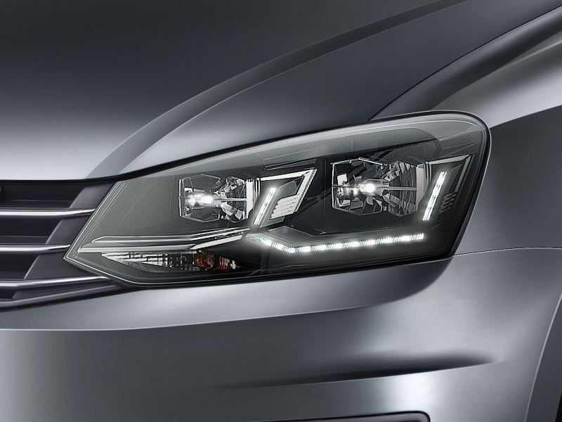 Volkswagen Safety Xenon Headlamp