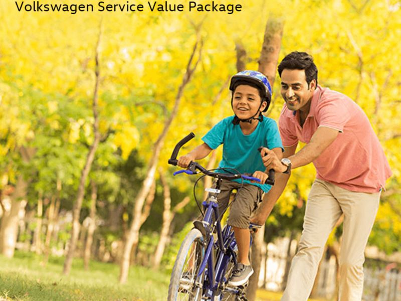 Volkswagen Service Value Package