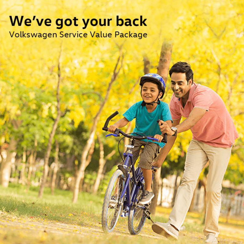 Volkswagen Service Value Package