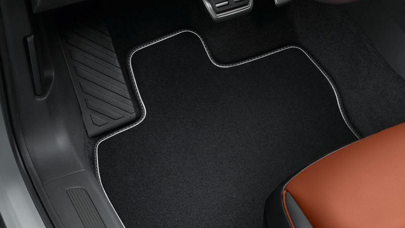 Volkswagen Genuine Textile mat