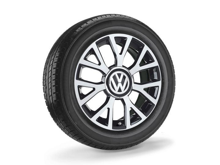 Volkswagen Tire Check
