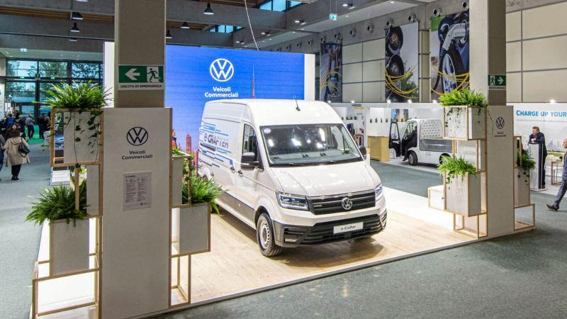 Volkswagen Veicoli Commerciali a Key Energy 2019