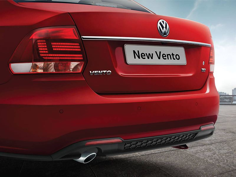 Volkswagen Vento Grill View