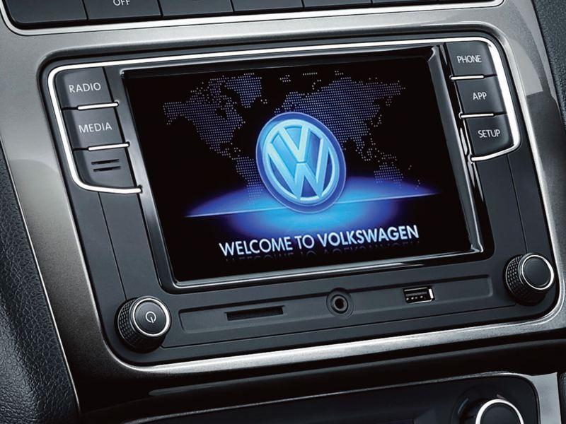 Volkswagen Vento Navigatio System