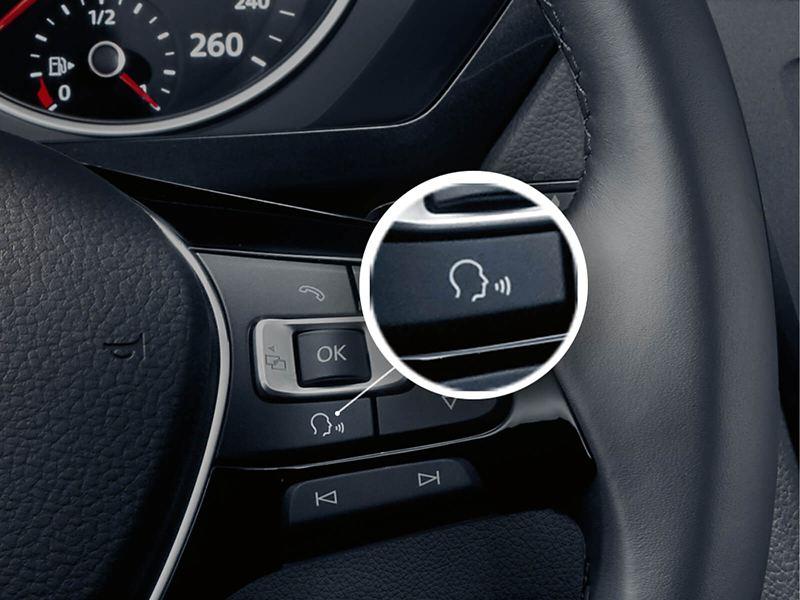 Volkswagen Vento Voice Control