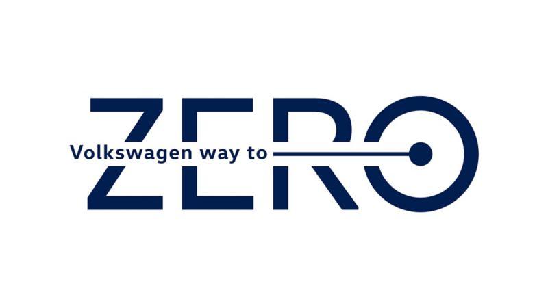 Volkswagen VW zero logo