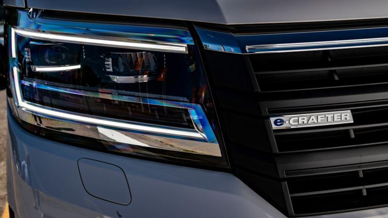 Emblem Volkswagen e-Crafter