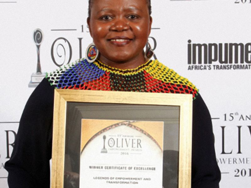 Volkswagen honoured  for  Empowerment  and Transformation in business
