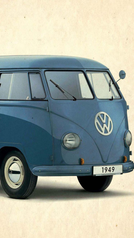 Volkswagen Transporter T1 1949.