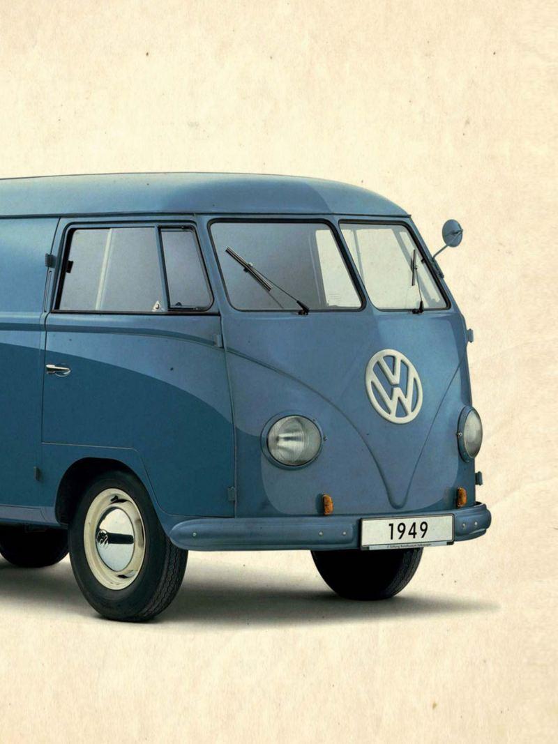 Volkswagen Transporter T1 1949