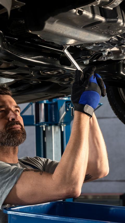 Volkswagen檢查與保養
