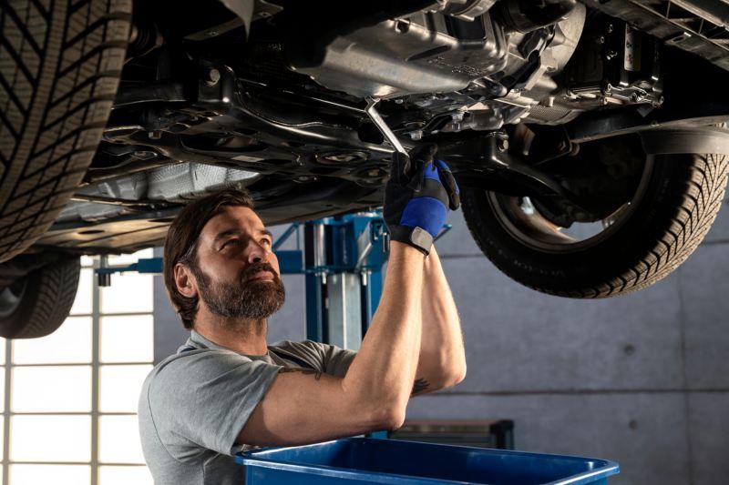 Volkswagen 檢查與保養