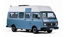 Introductie Volkswagen LT 1975