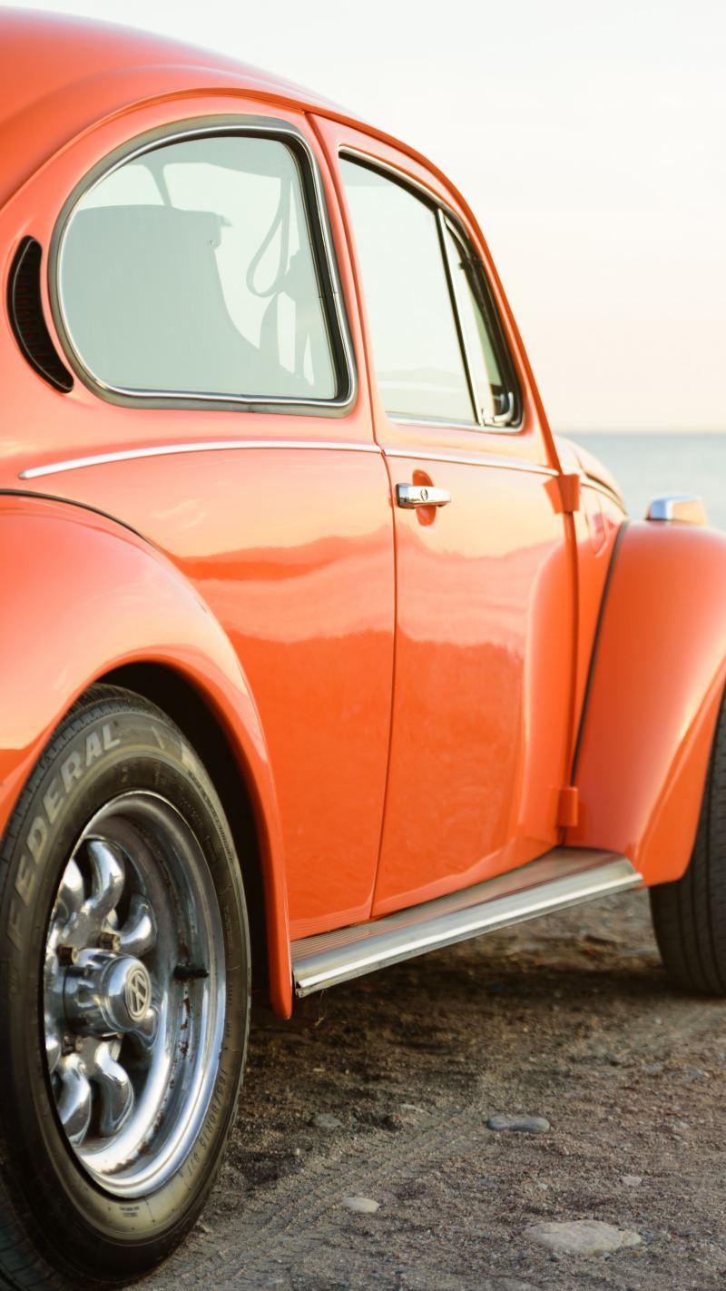 Volkswagen Maggiolone Arancione