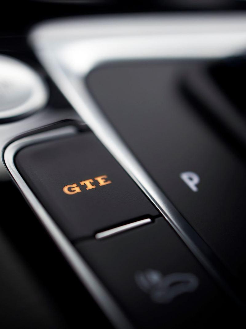 Volkswagen Golf GTE detaljbild