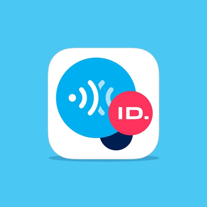 We Connect ID. App
