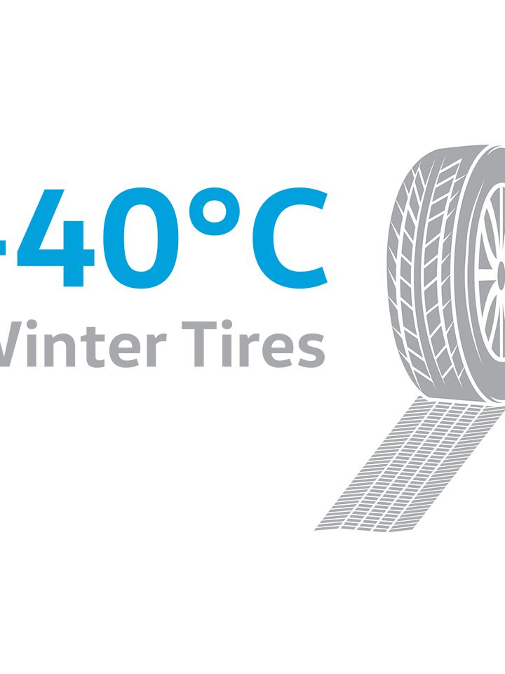 VW Winter Tires Enhanced Traction