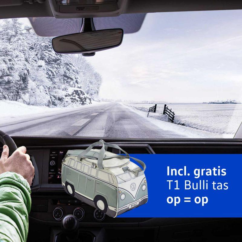 Wintercheck inclusief gratis T1 Bulli reistas
