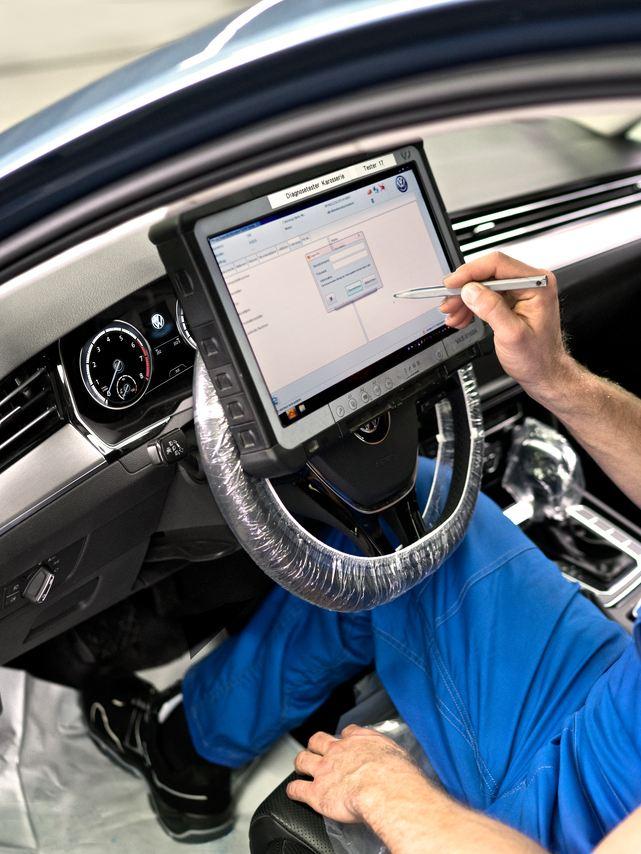 Volkswagen 檢查項目